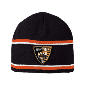 Beanie - Embroidered Logo